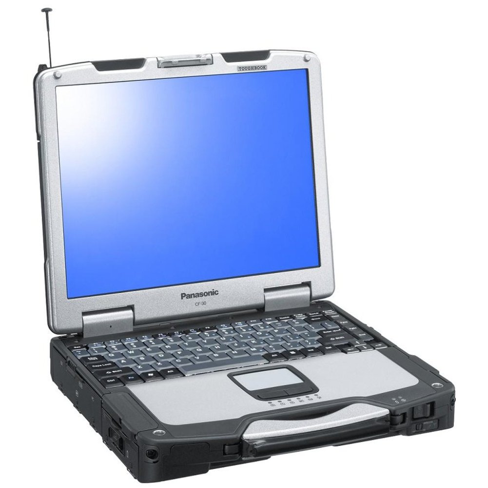 ToughBook CF-29 / 1,6GHz / 1,5GB / 80GB HDD / WINXP