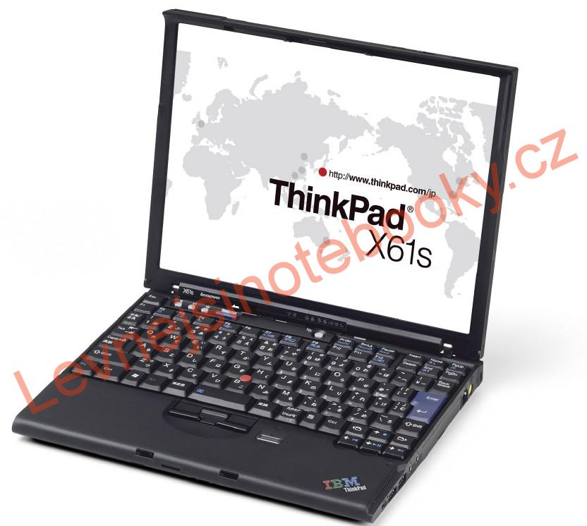 Thinkpad X61 / 1,8GHz / 4GB / 120GB HDD / WIN VISTA