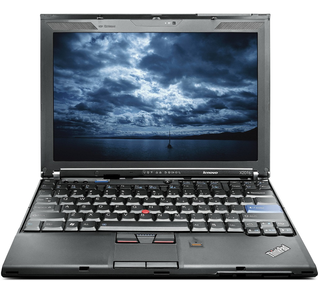 Thinkpad X201 / i5 2,40GHz / 4GB / 320GB HDD / WIN 10 / NOVÁ BATERIE