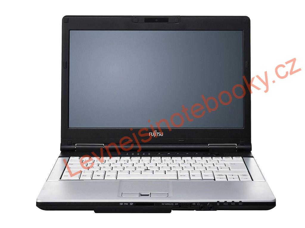 Lifebook S751 / i5 2410M 2,3GHz / 4GB / 320GB / WIN 10