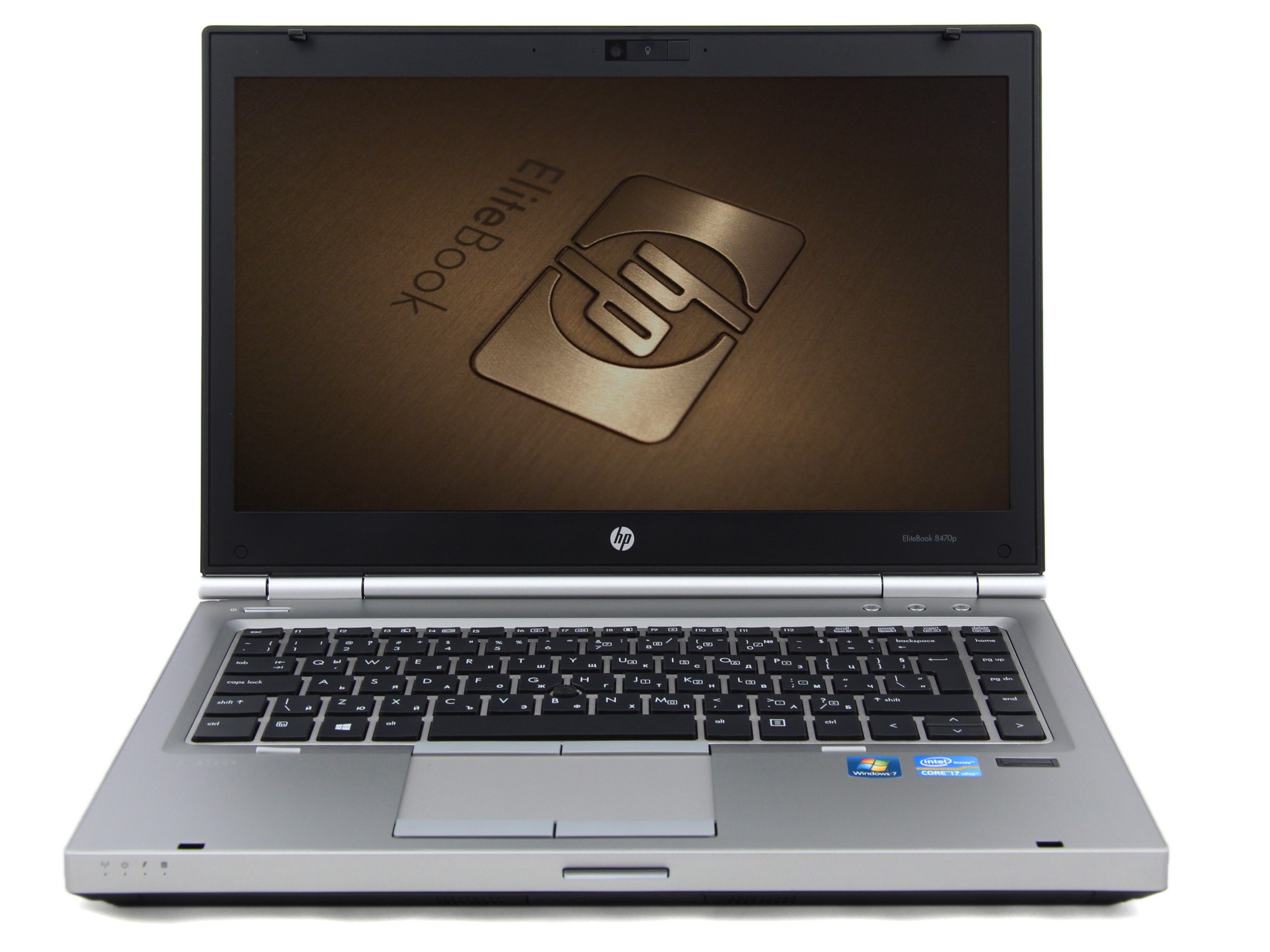 Elitebook 8470p / i5 2,80GHz / 4GB / 500GB / WIN 10