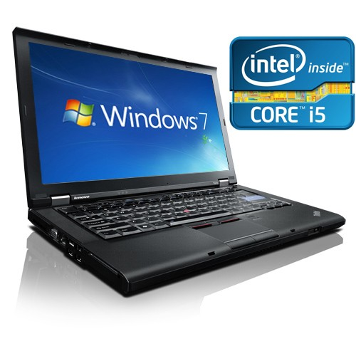 Thinkpad T410 / i5 2,53GHz / 4GB / 320GB HDD / WIN 10