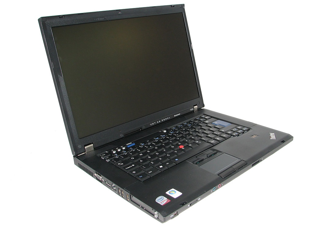 Thinkpad T500 / 2,53GHz / 4GB / 320GB HDD / WIN VISTA
