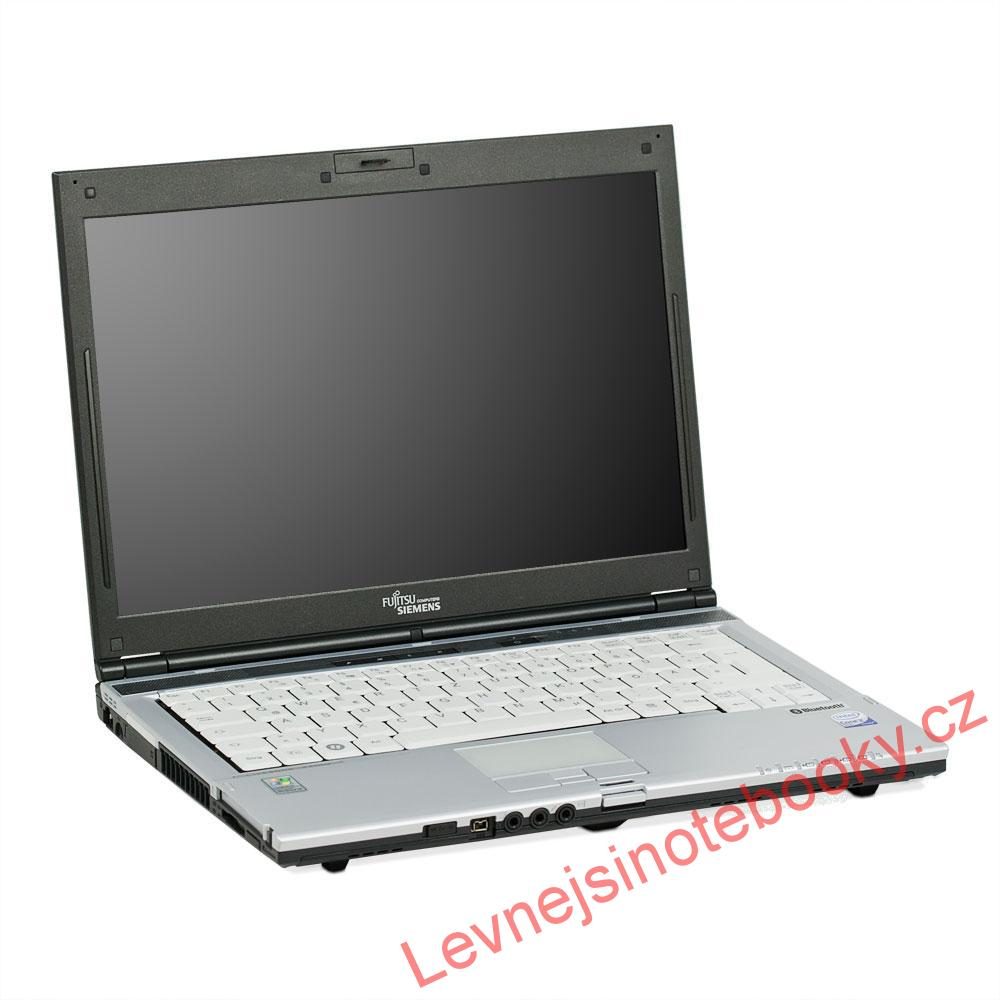 Lifebook S6420 / 2,53GHz / 2GB / 160GB / WIN VISTA