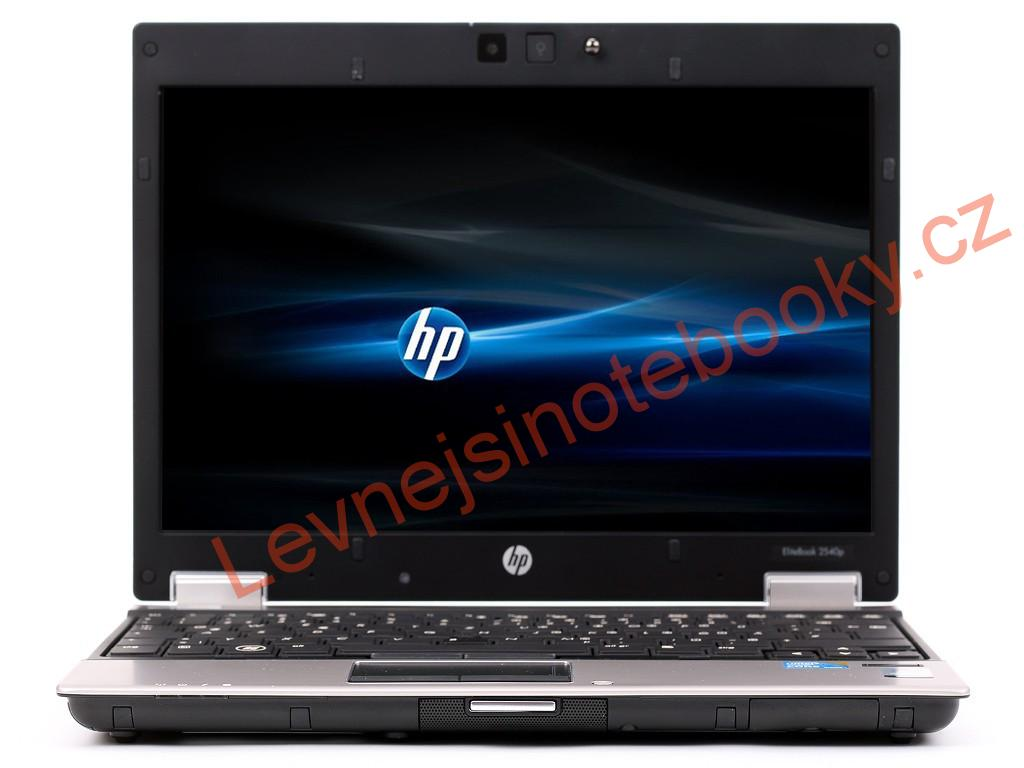 HP EliteBook 2540p / i7 2,13GHz / 4GB / 160GB SSD / WIN 7