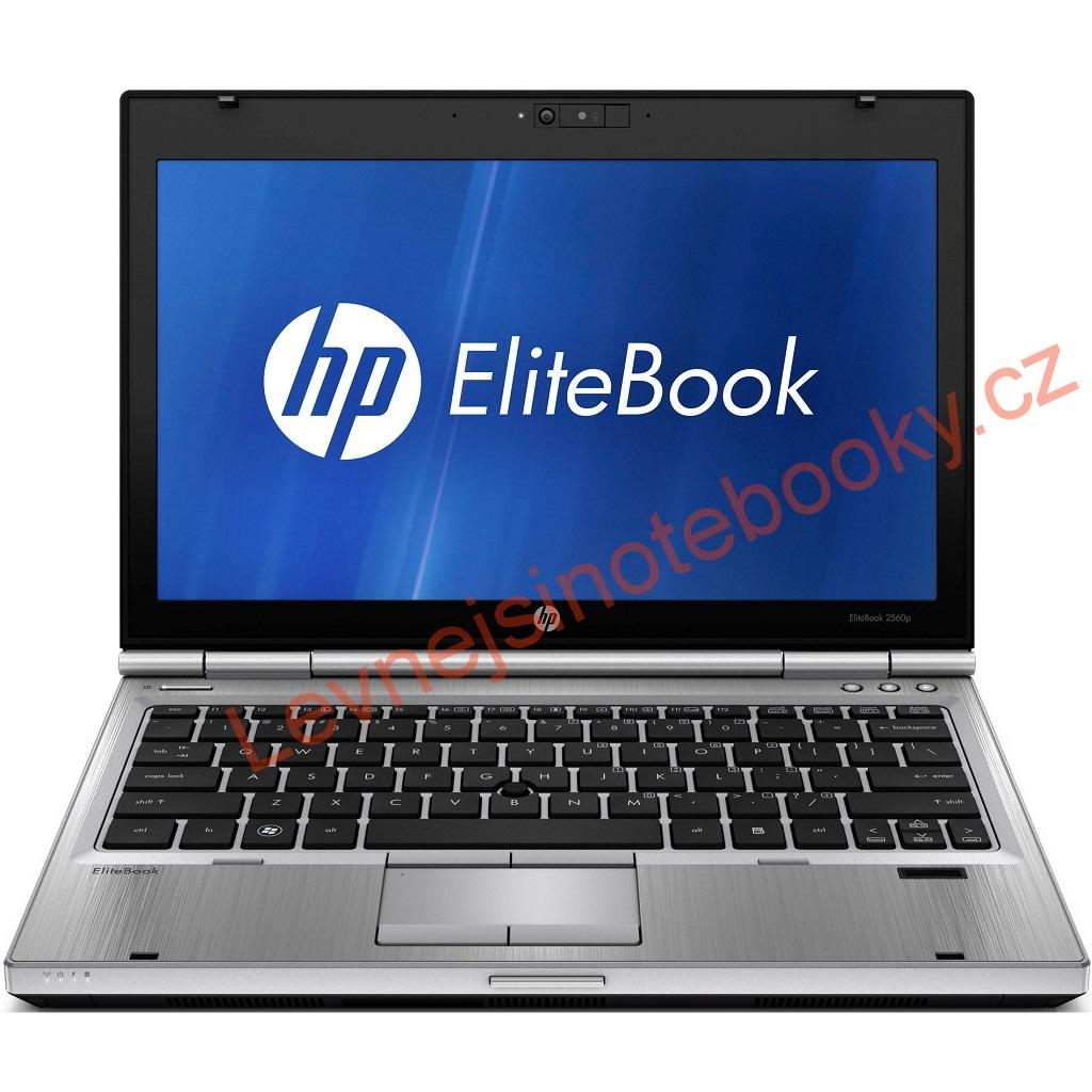 HP EliteBook 2560p / 2,6GHz / 4GB / 320GB / WIN 7