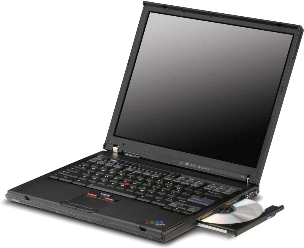 Thinkpad T42 / 1,7GHz / 1GB / 40GB HDD / WINXP