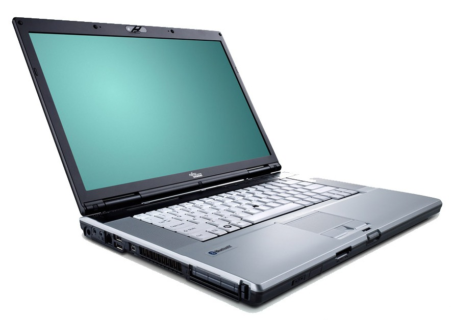 Lifebook E8420 / 2,4GHz / 4GB / 160GB HDD / WIN 10