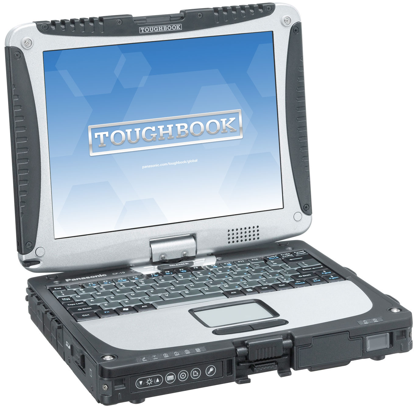 ToughBook CF-19 / 1,06GHz / 2GB / 120GB HDD / WIN VISTA