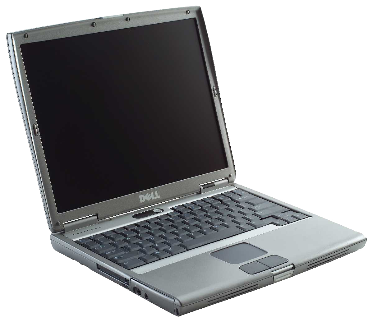 Dell Latitude D600 / 1,6GHz / 1GB / 80GB HDD / WINXP