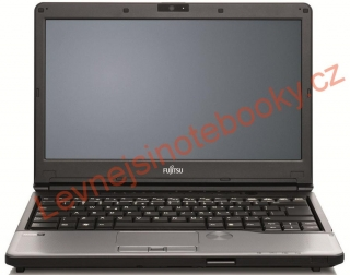 Lifebook S762 / i5 2,6GHz / 4GB / 160GB / WIN 7
