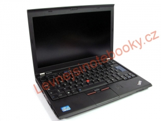Thinkpad X220i / i3 2,3GHz / 4GB / 320GB HDD / WIN 10