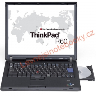 Thinkpad R60 / 1,66GHz / 2GB / 250GB HDD / WIN XP